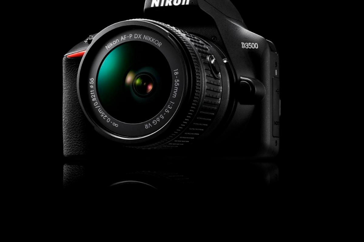 The D3500 entry-level DSLR represents a modest upgrade to Nikon's popular D3400