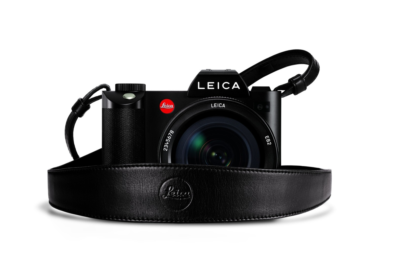 Leica SL - at US$11500 for a body and lens kit, this is aimed well into the premium segment.