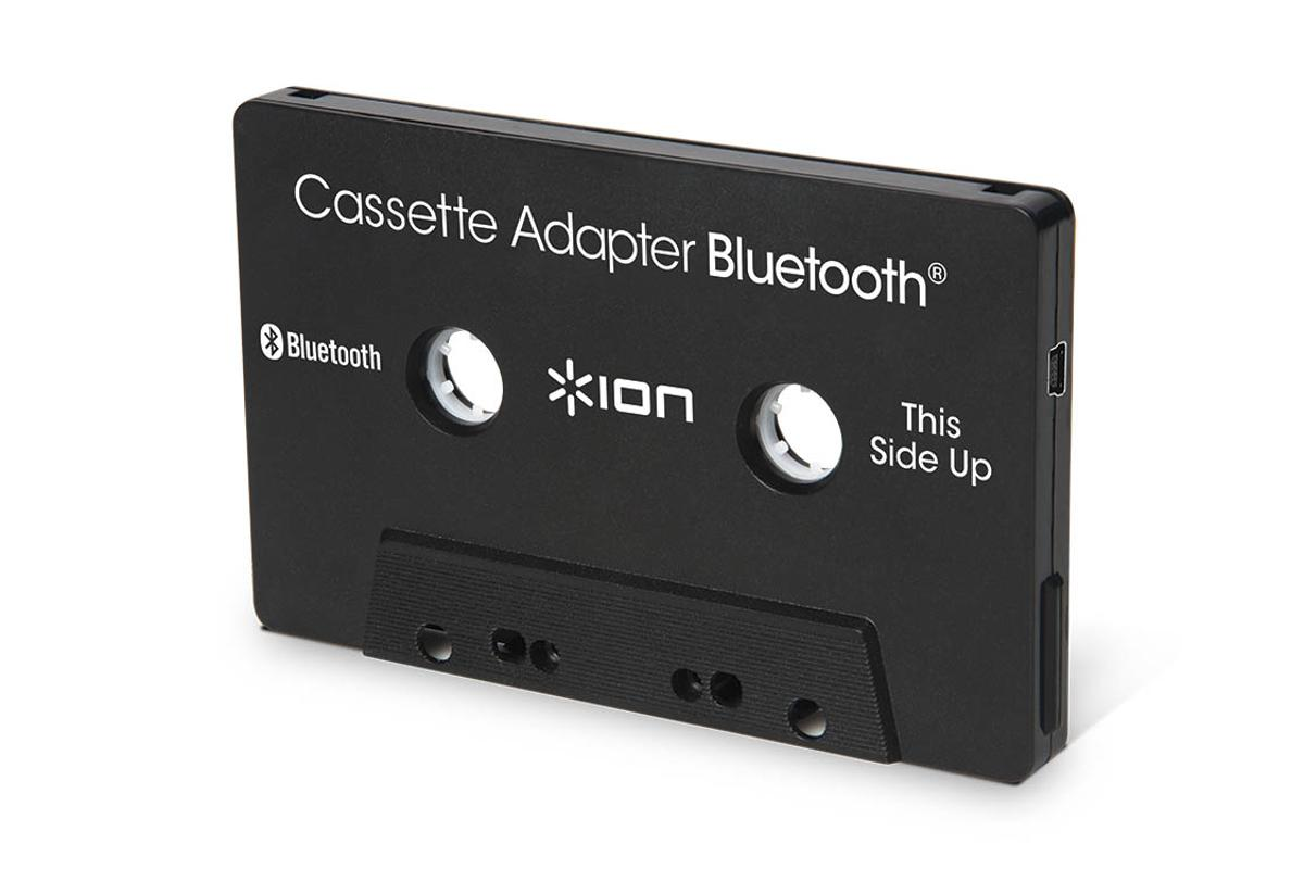 ION's Cassette Adapter Bluetooth