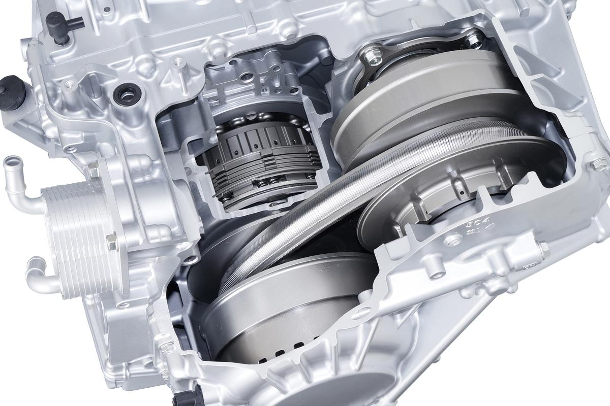 Honda's new continuously variable transmission is coming to mid-sized cars