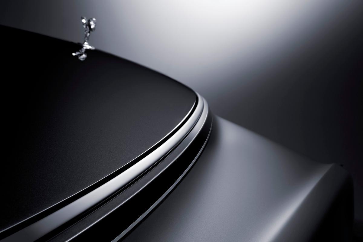 Some stunning details on the new Rolls-Royce Phantom