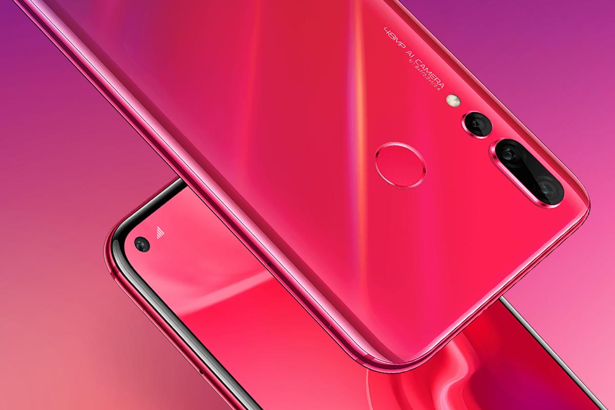 Get used to the hole punch display seen on the Huawei Nova 4 – you're going to be seeing a lot more of it