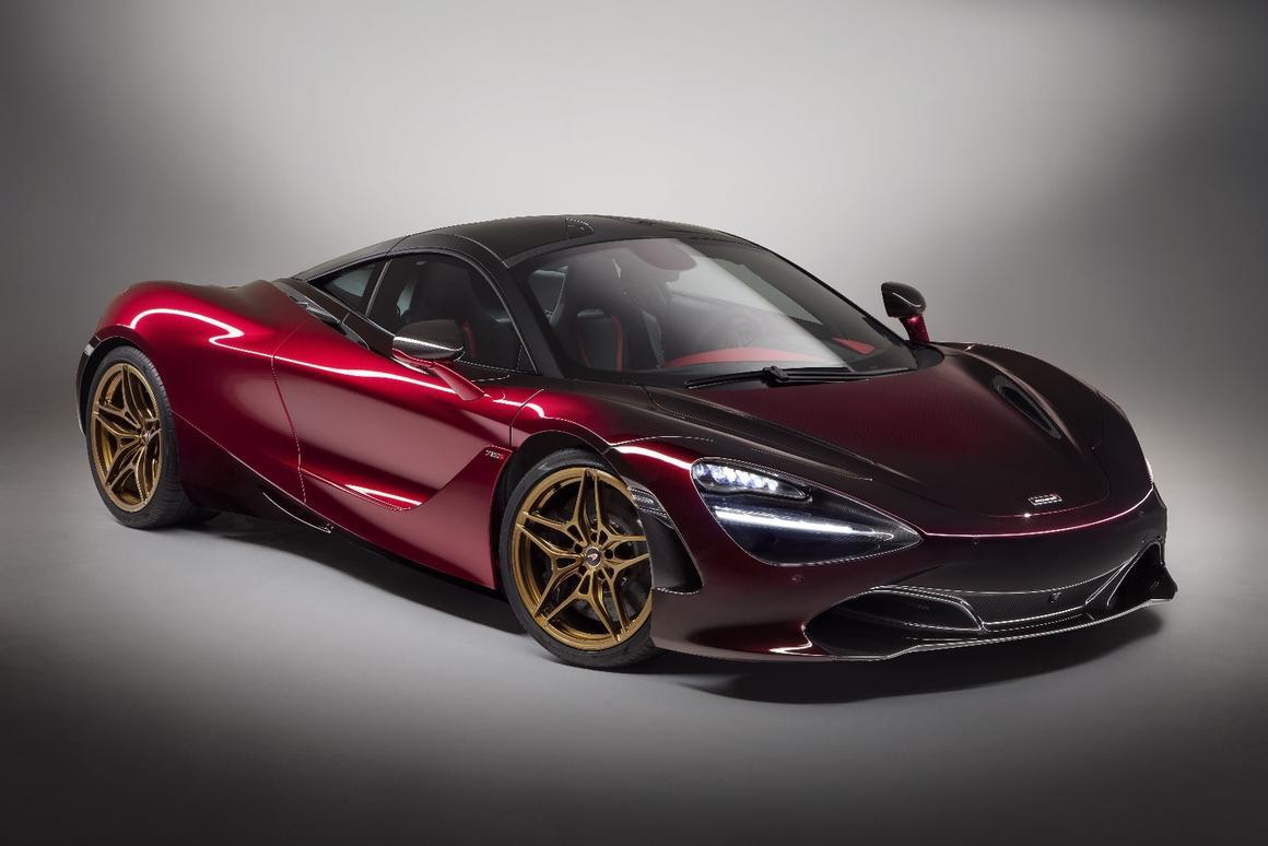 The McLaren 720S MSO Velocity