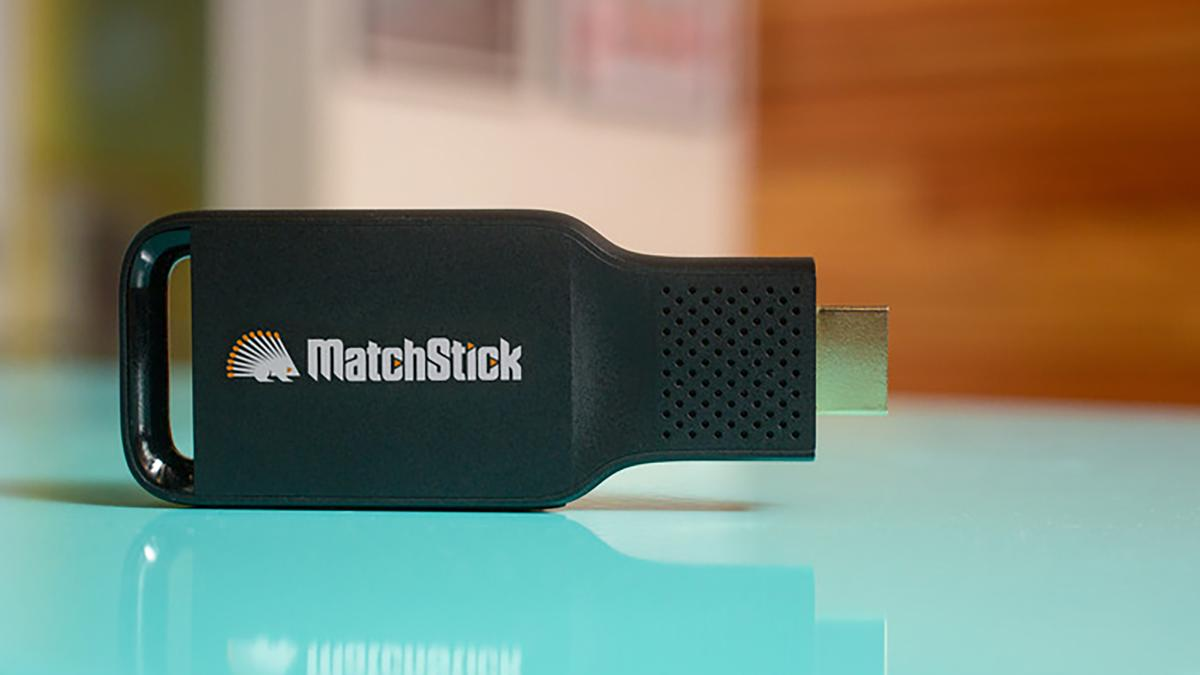 Matchstick is a Firefox OS-based Chromecast competitor