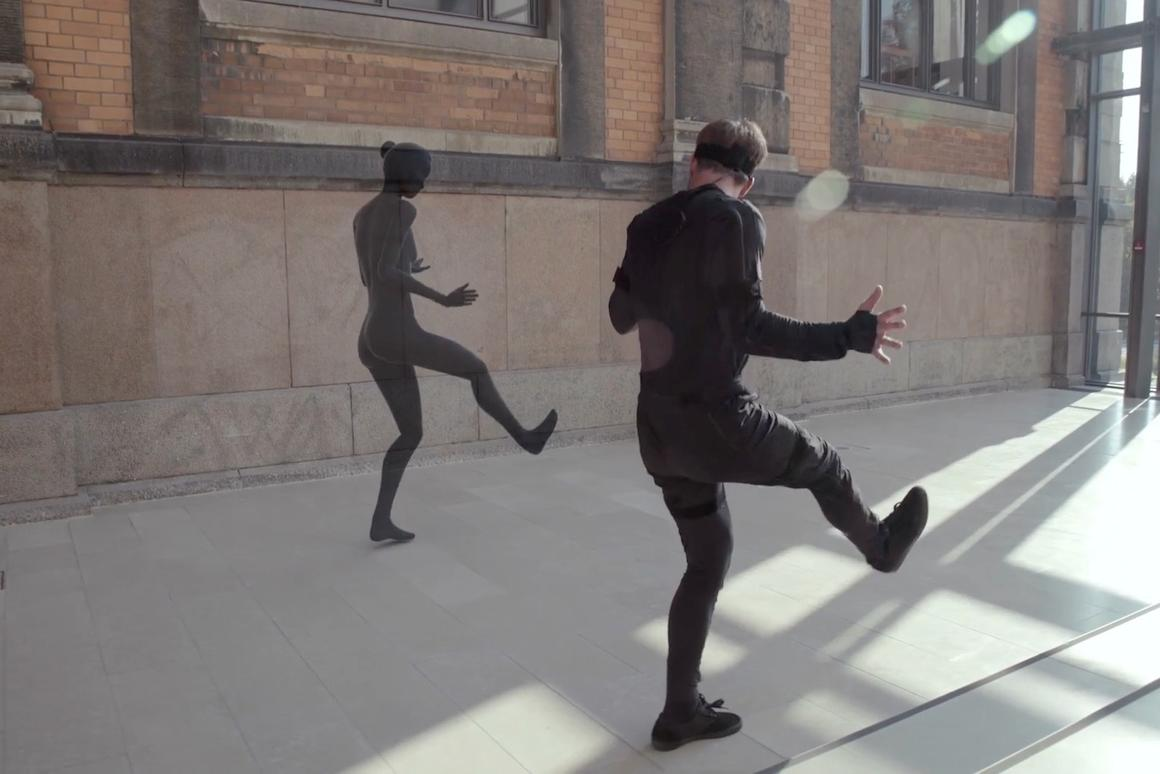 Sensor-packed smartsuit takes motion capture out of the studio