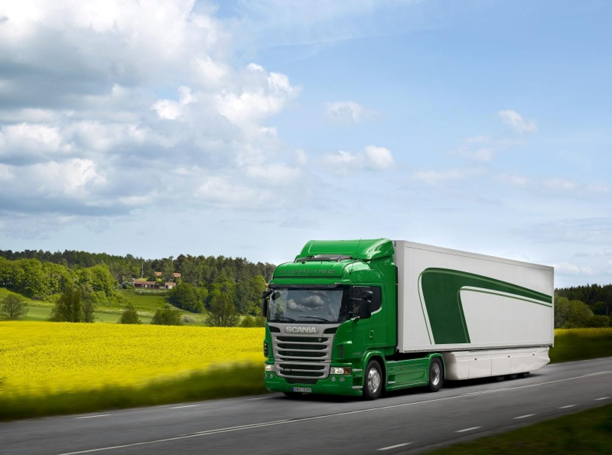 Scania trucks will soon offer Active Prediction