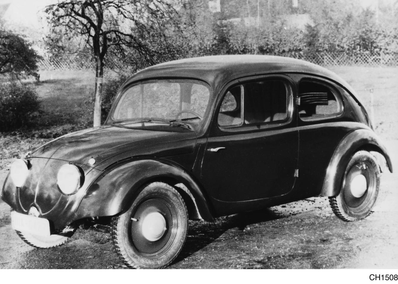 Опытный образец Beetle 1935/36 года.