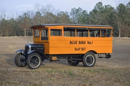 Blue Bird No. 1