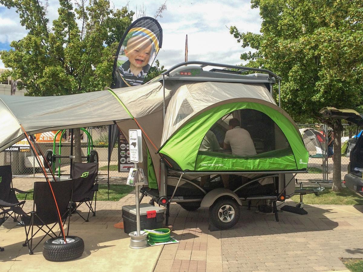 SylvanSport at the 2015 Outdoor Retailer Summer Market