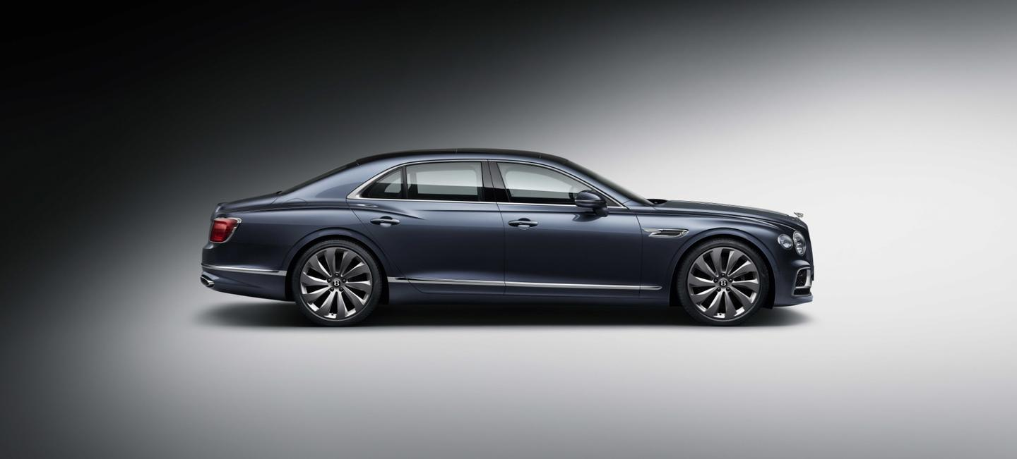 A ground-up rebuild for the third-generation Flying Spur