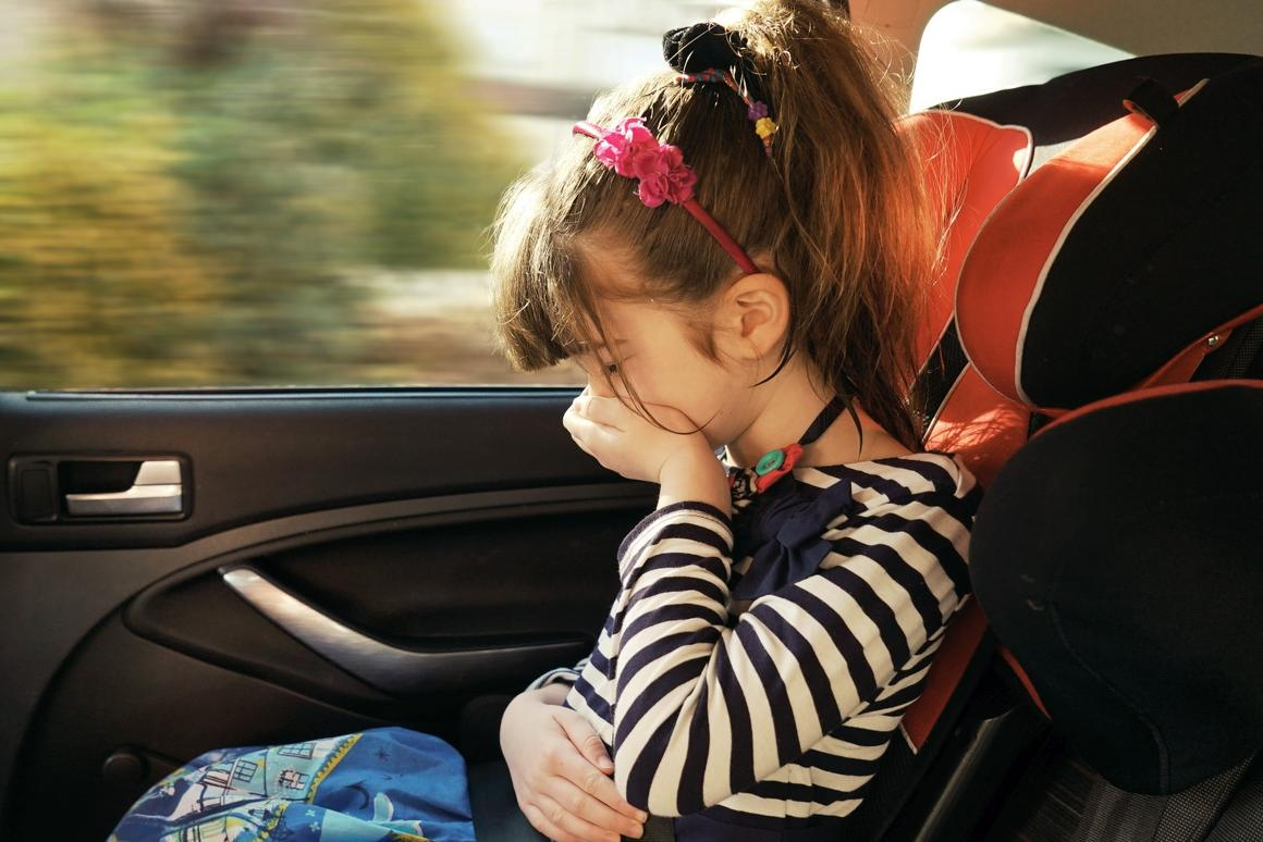 Researchers at Ford recently concluded that two thirds of us may at some point experience car sickness
