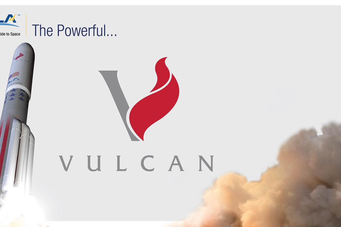 ULA Vulcan launcher will return to Earth by helicopter