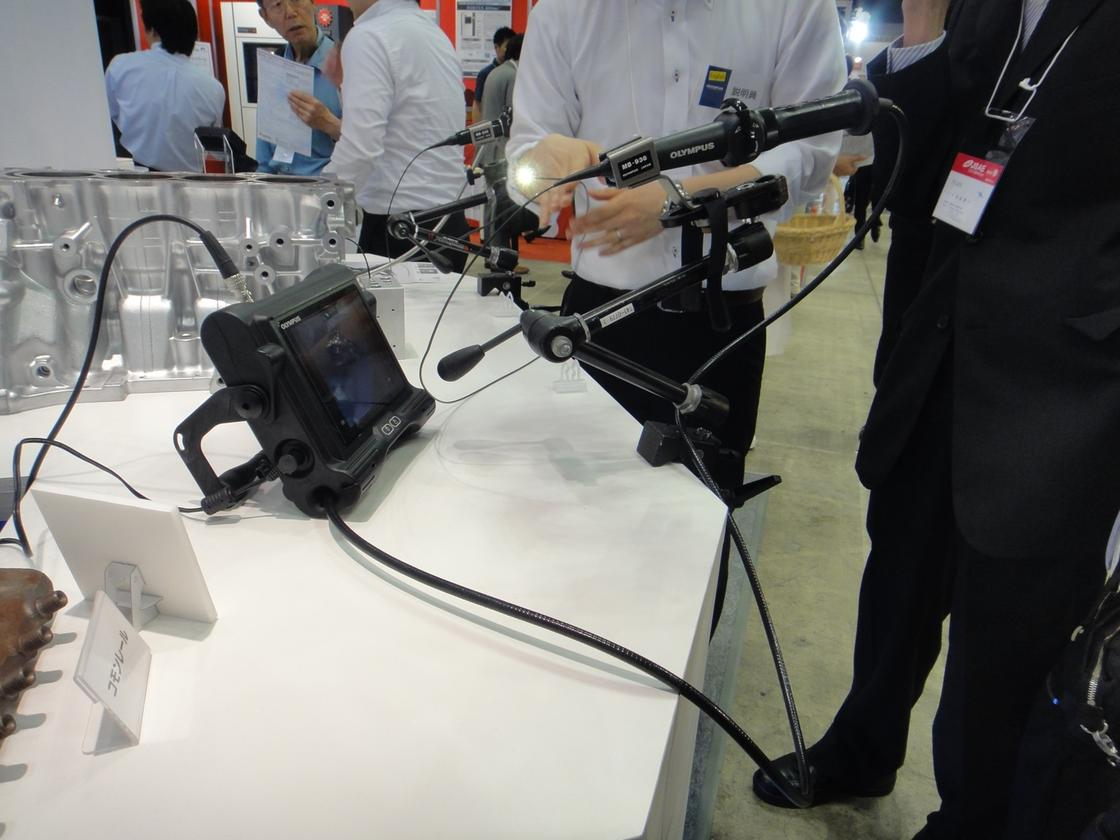 The Olympus iPLEX TX videoscope