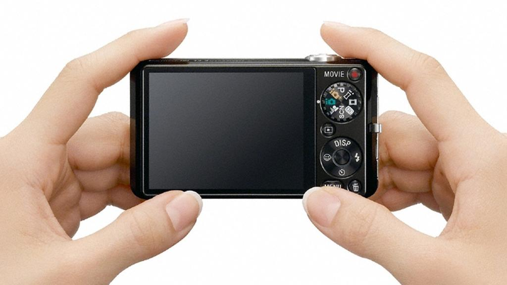 The Sony Cyber-shot WX5