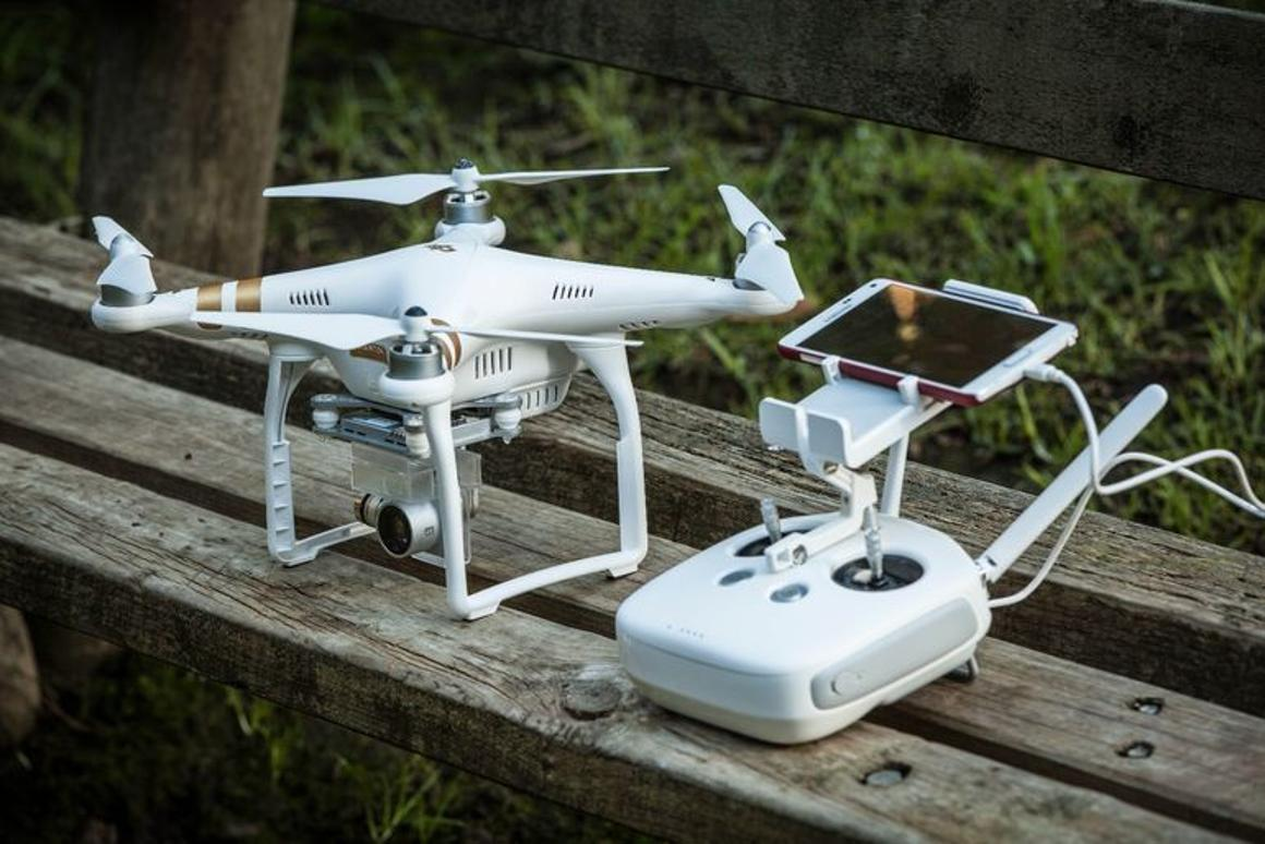 DJI announced a firmware update for its Phantom 3 family