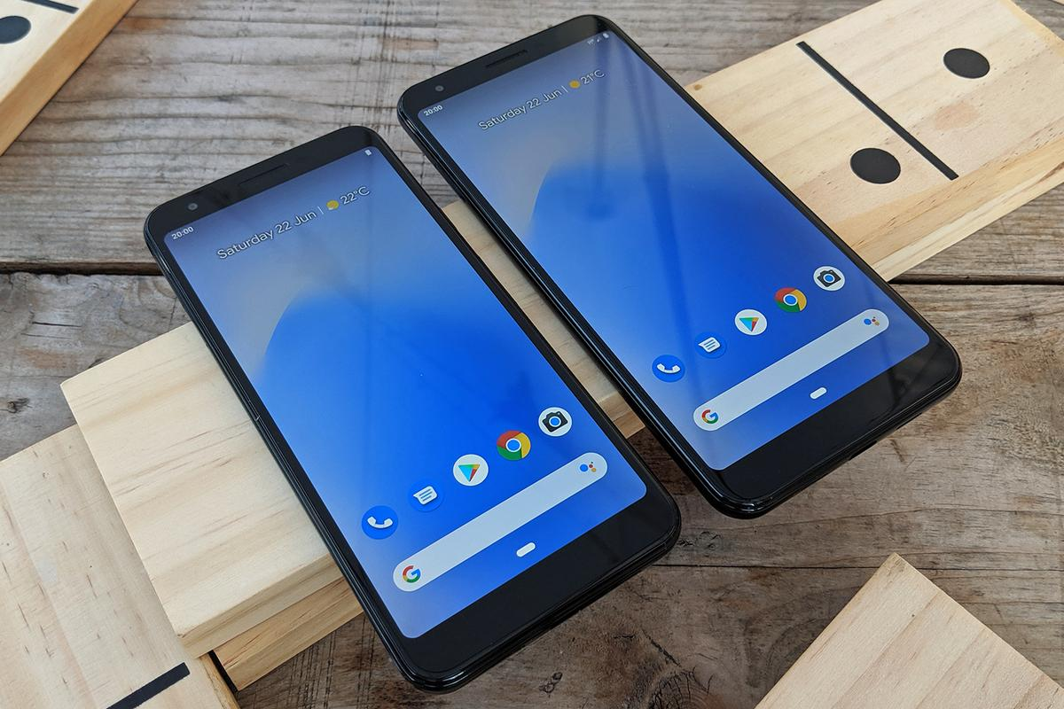 The Pixel 3a and Pixel 3a XLarrive with slightly different screen sizes but matching internal components