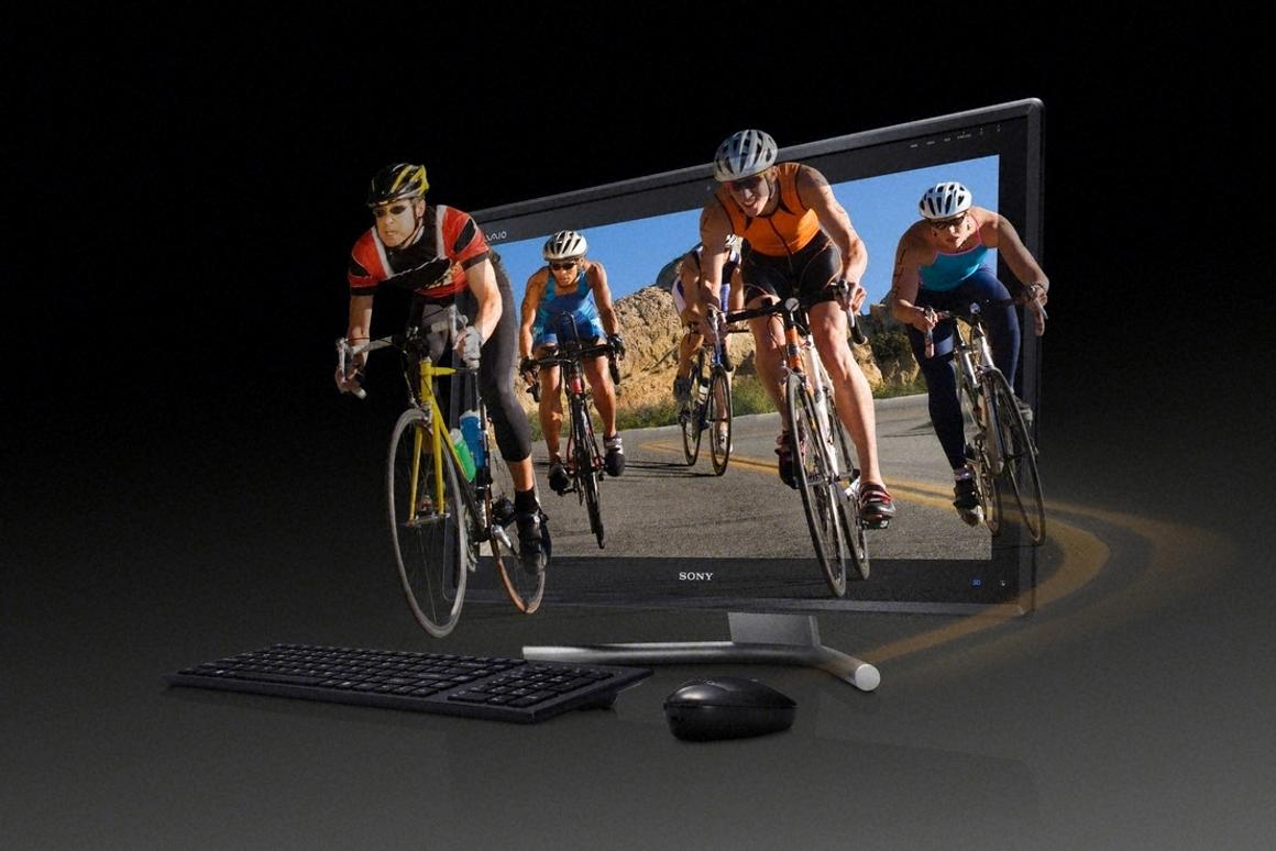 Sony has announced a new 3D addition to its VAIO L Series All-in-One desktop computers