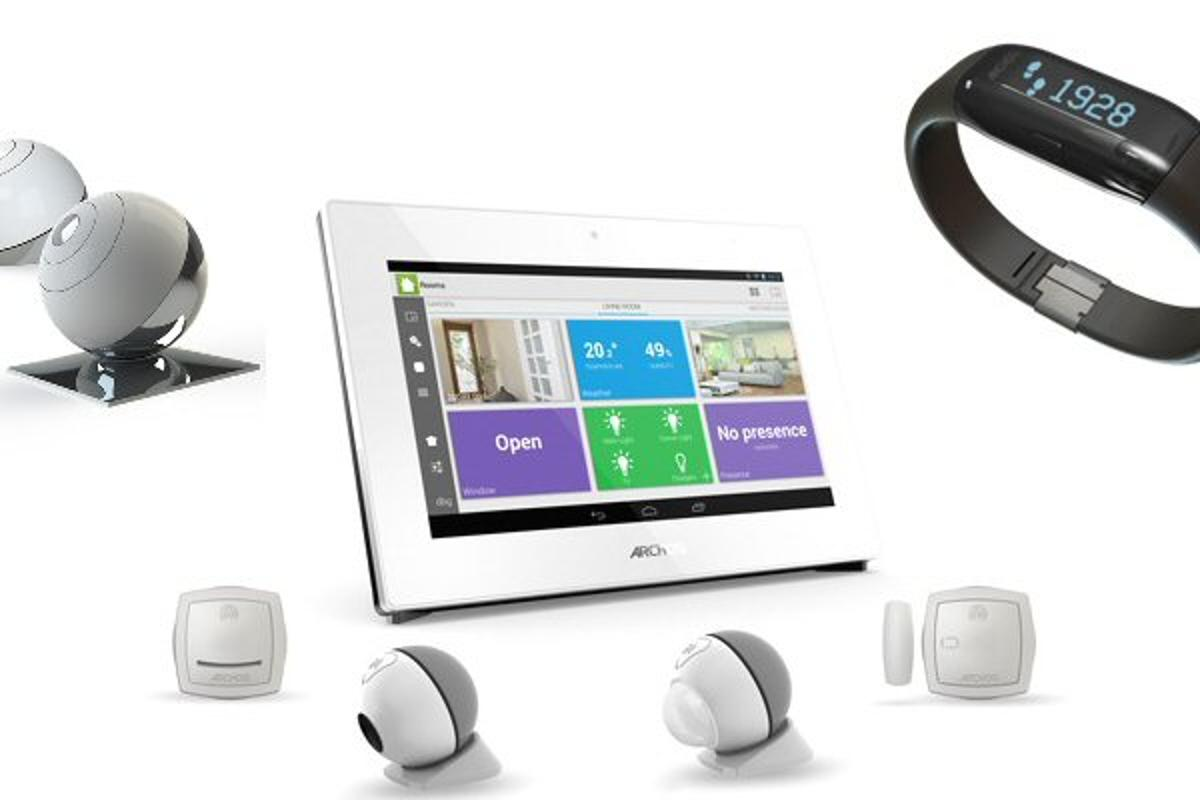 The new connected objects from Archos
