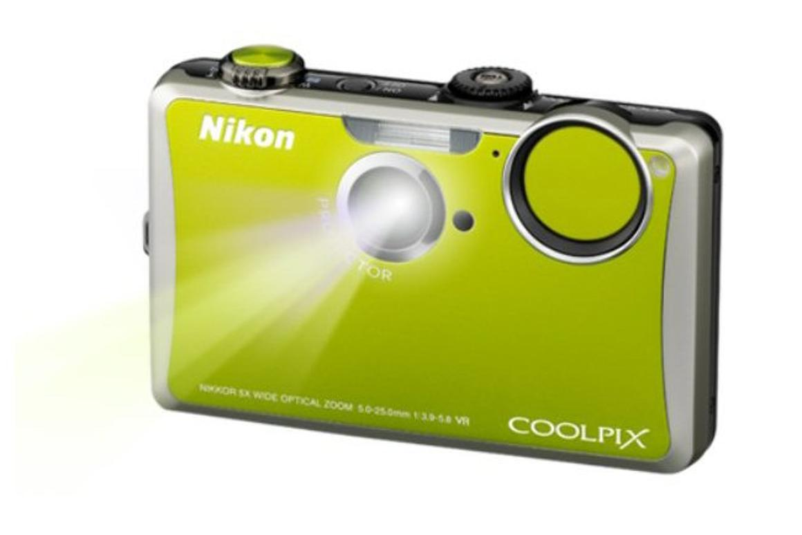 Nikon has updated its Coolpix projector camera with increased brightness, more megapixels and high def movie recording