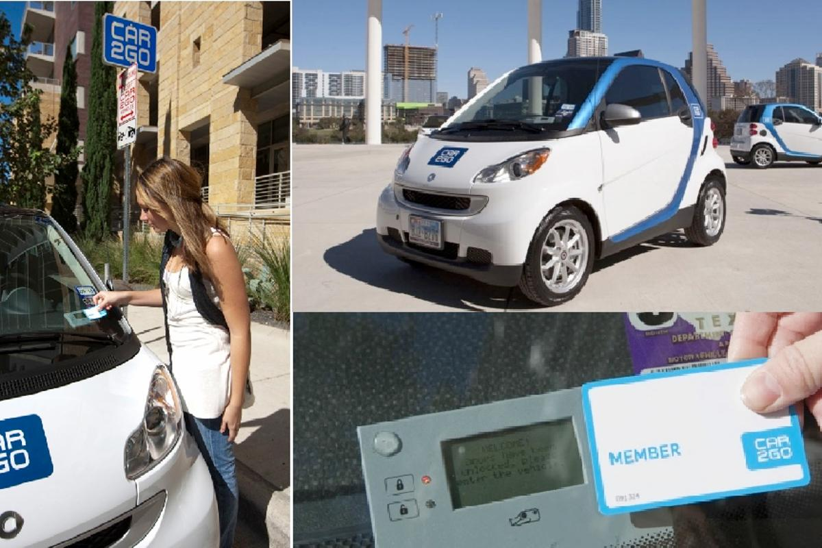 The car2go car-sharing program in Austin, Texas, has passed a successful six-month trial and will shortly be available to the public