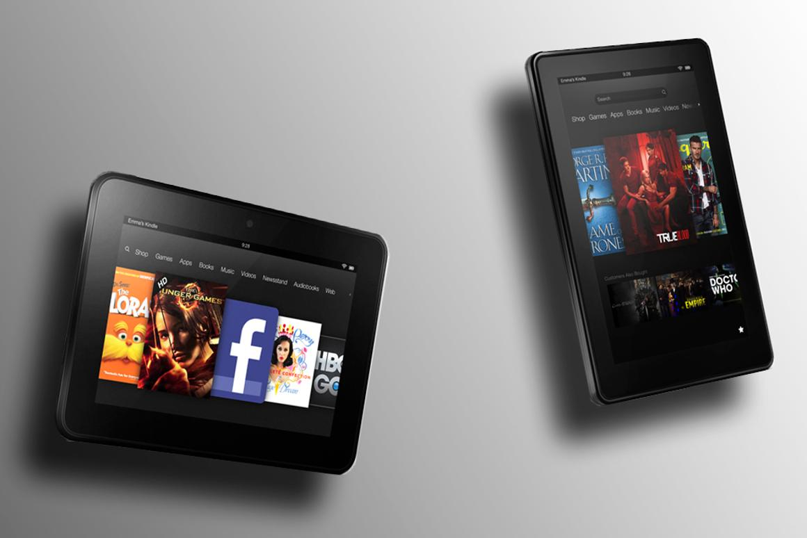 Holiday shoppers will have more Kindle Fires to choose from in 2012