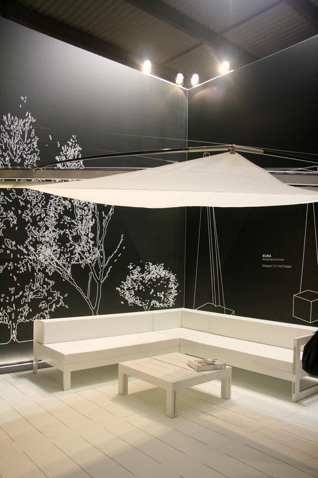 TAO during Milan Design Week 2012 (Photo: Bridget Borgobello/Gizmag)