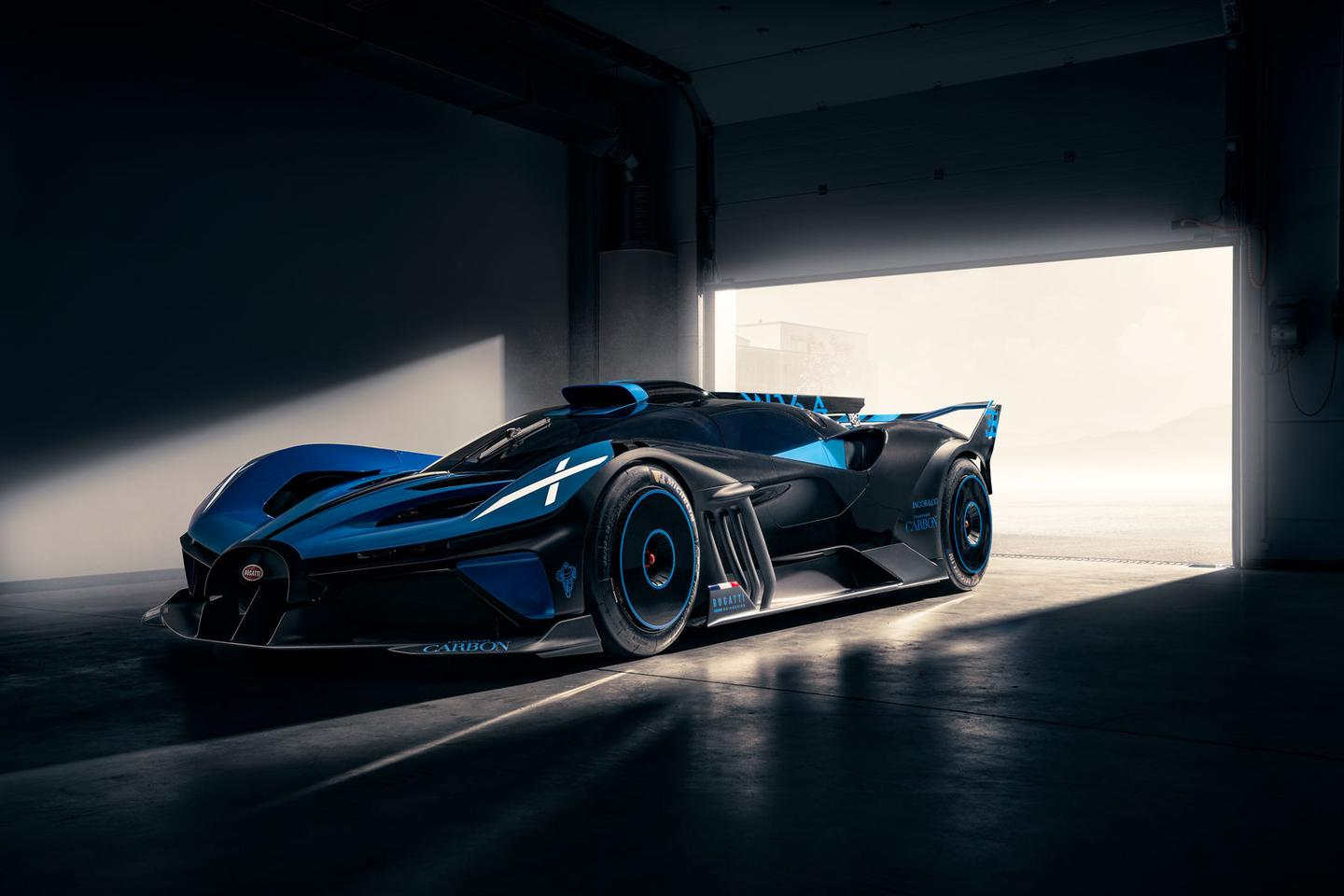 The Bugatti Bolide is an absolute glove-slap to the face of every other hypercar that sells itself on performance and then weighs itself down with luxury
