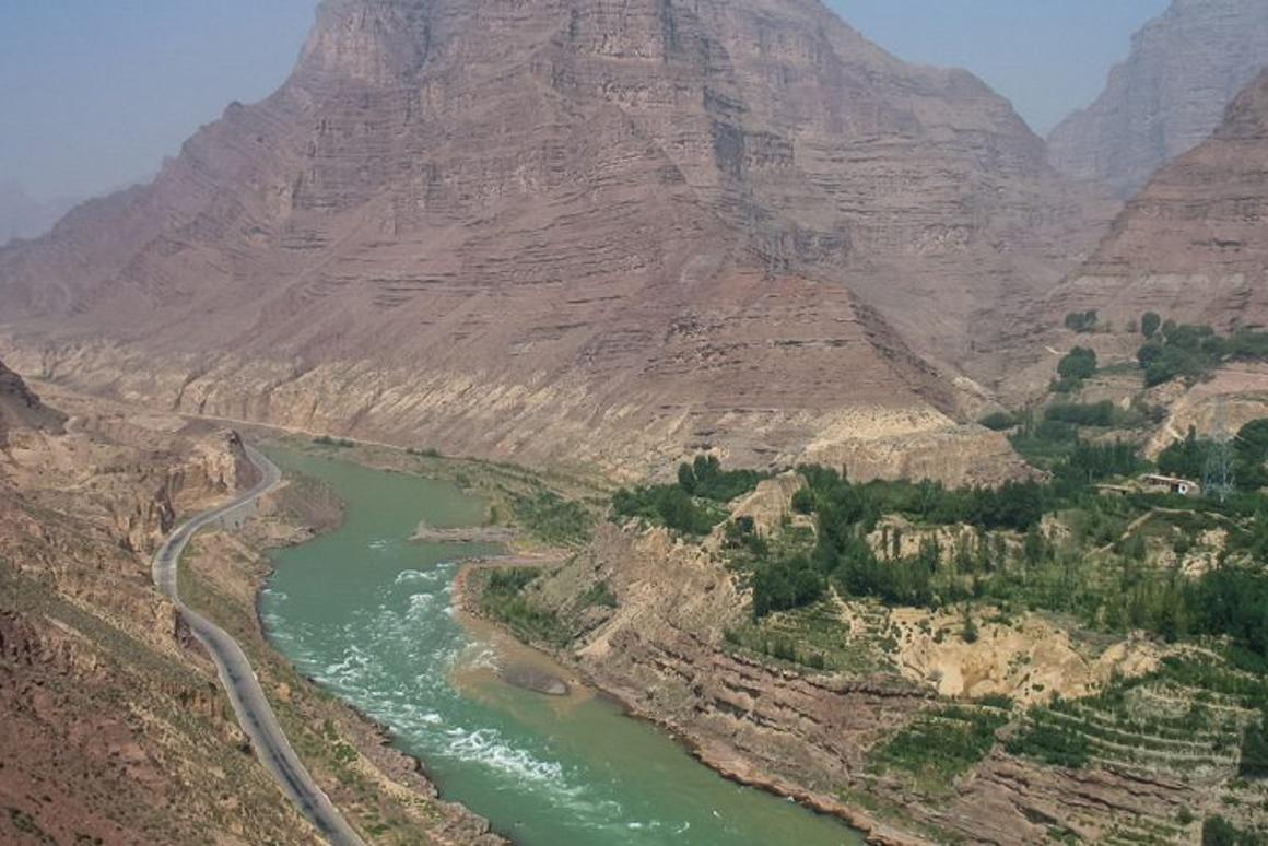 China's Yellow River was once home to a massive, civilization-shaping flood, new research has revealed