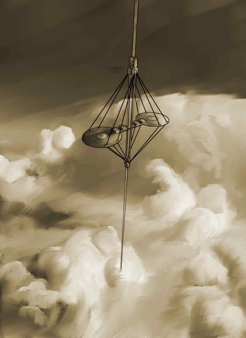 Another alternative climber design (Image: LiftPort)