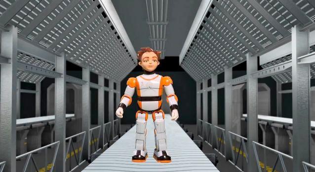 Zeno is Hanson Robotics' first production robot (Image: Hanson Robotics)