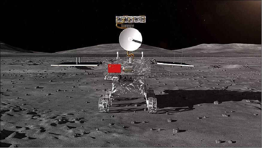 Landing on this far side of the Moon isn't as simple as the many unmanned lunar missions to go before Chang'e-4