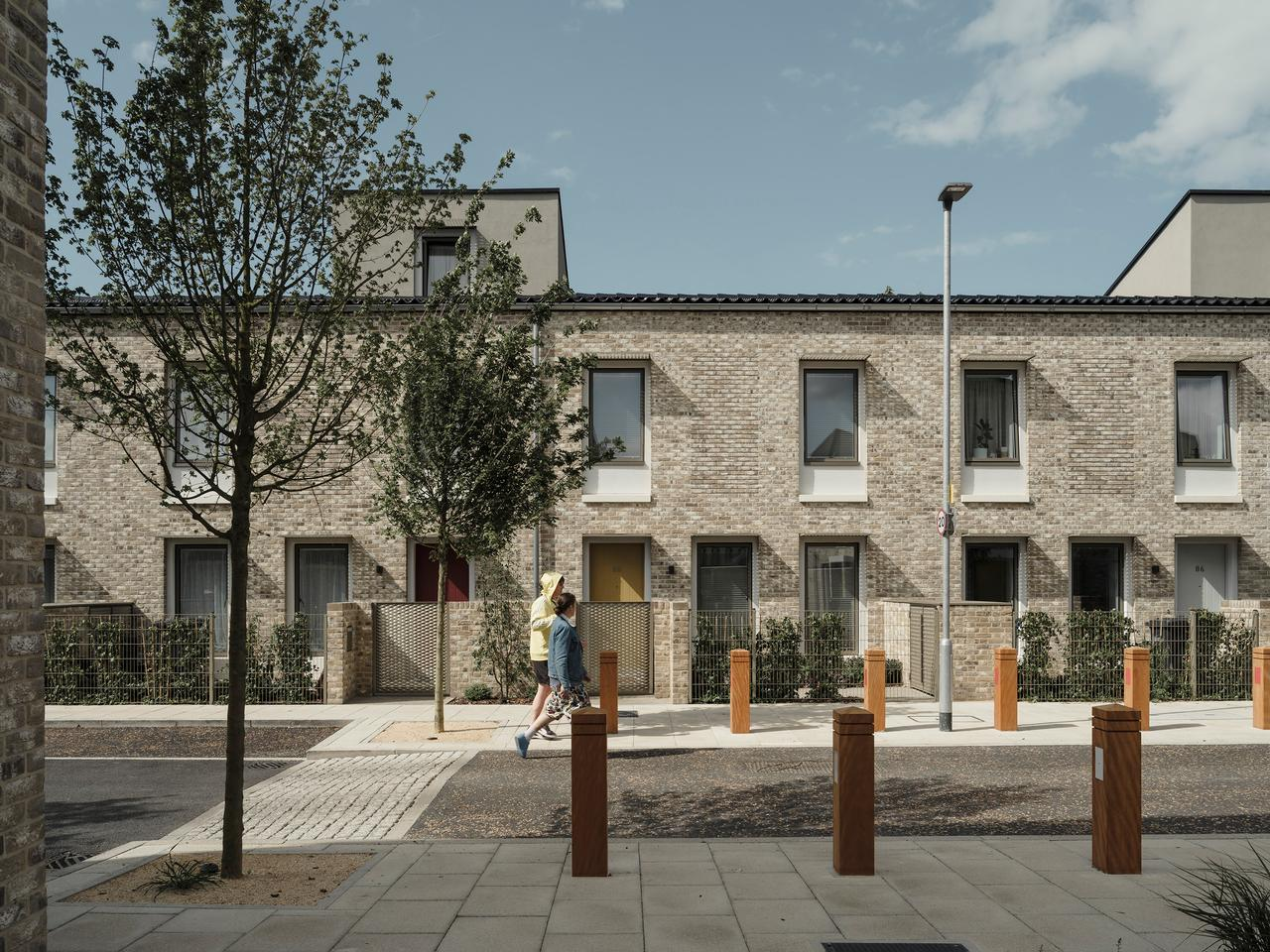 Goldsmith Street, by Mikhail Riches with Cathy Hawley, is one of the 74 projects featured in the 2020 Beazley Designs of the Year shortlist