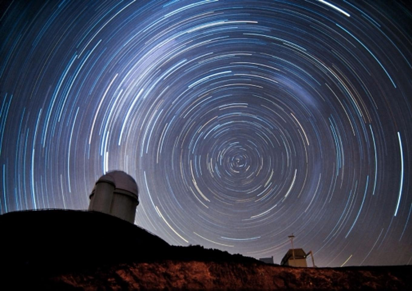 ESO's La Silla Observatory in northern Chile