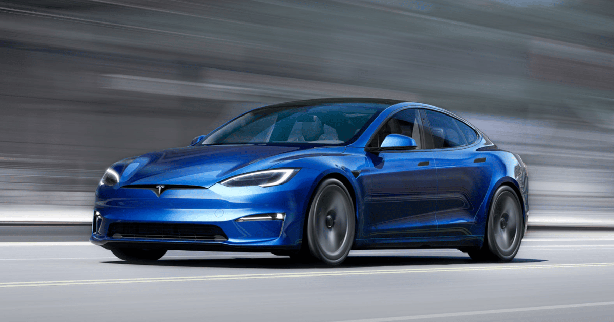 Tesla drops bombshell Model S upgrades, including the wild Plaid+
