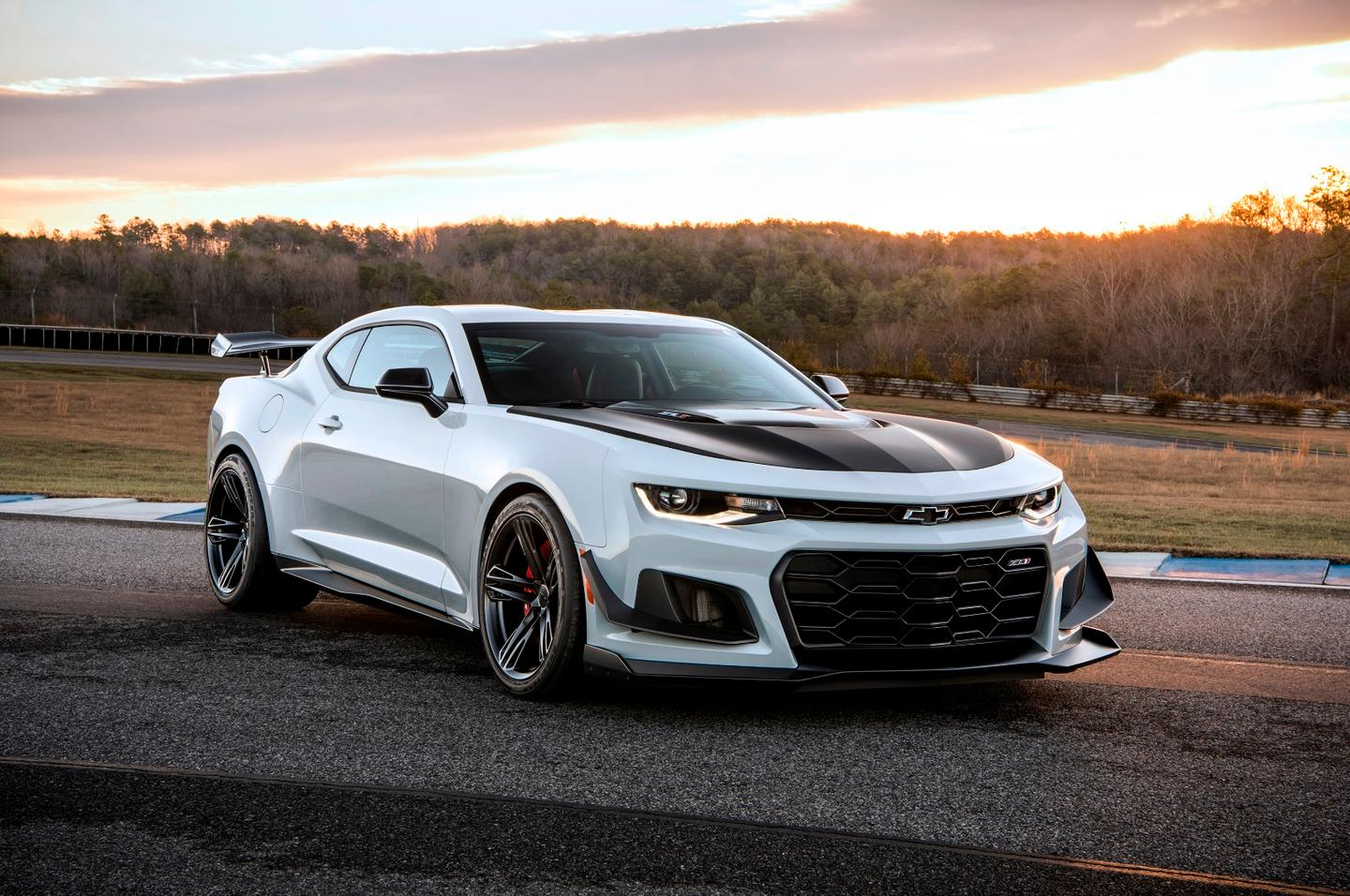The new Chevrolet Camaro ZL1 1LE is a more focused, honed beast than the standard ZL1