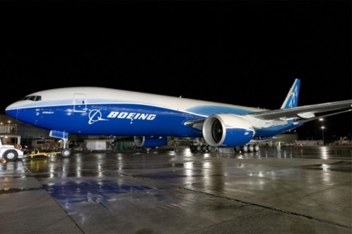 Click image to enlargePhoto Credit: The Boeing Company