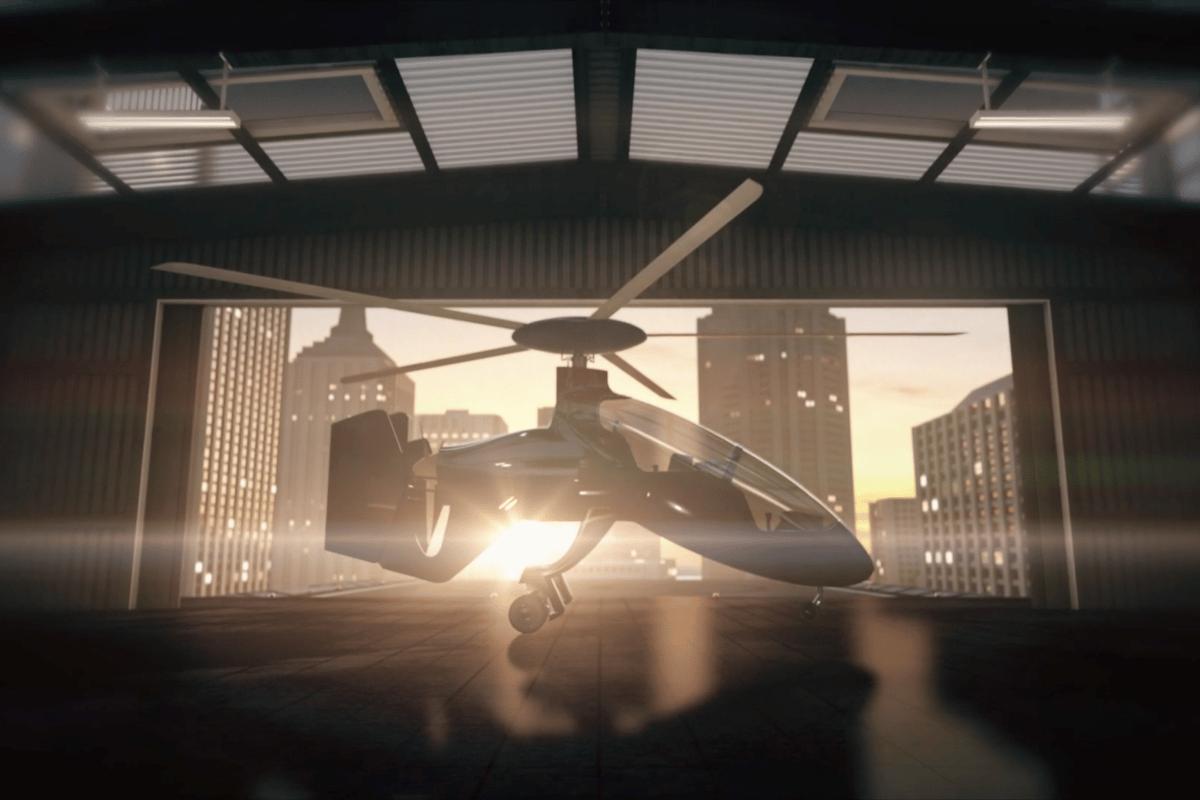 Skyworks Aeronautics wants to take its gyrodyne technology to the eVTOL air taxi segment
