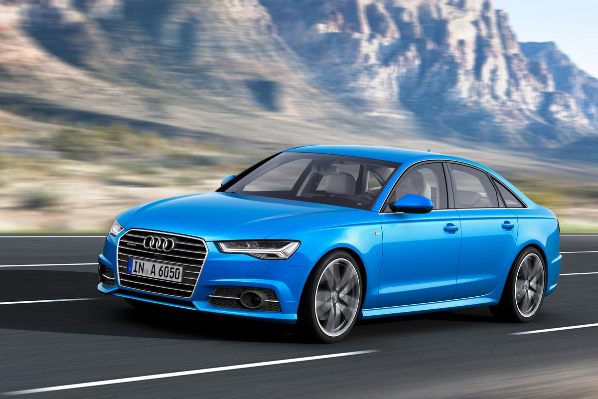 On top of the styling tweaks, Audi has given the A6 range a more efficient set of petrol and diesel engines