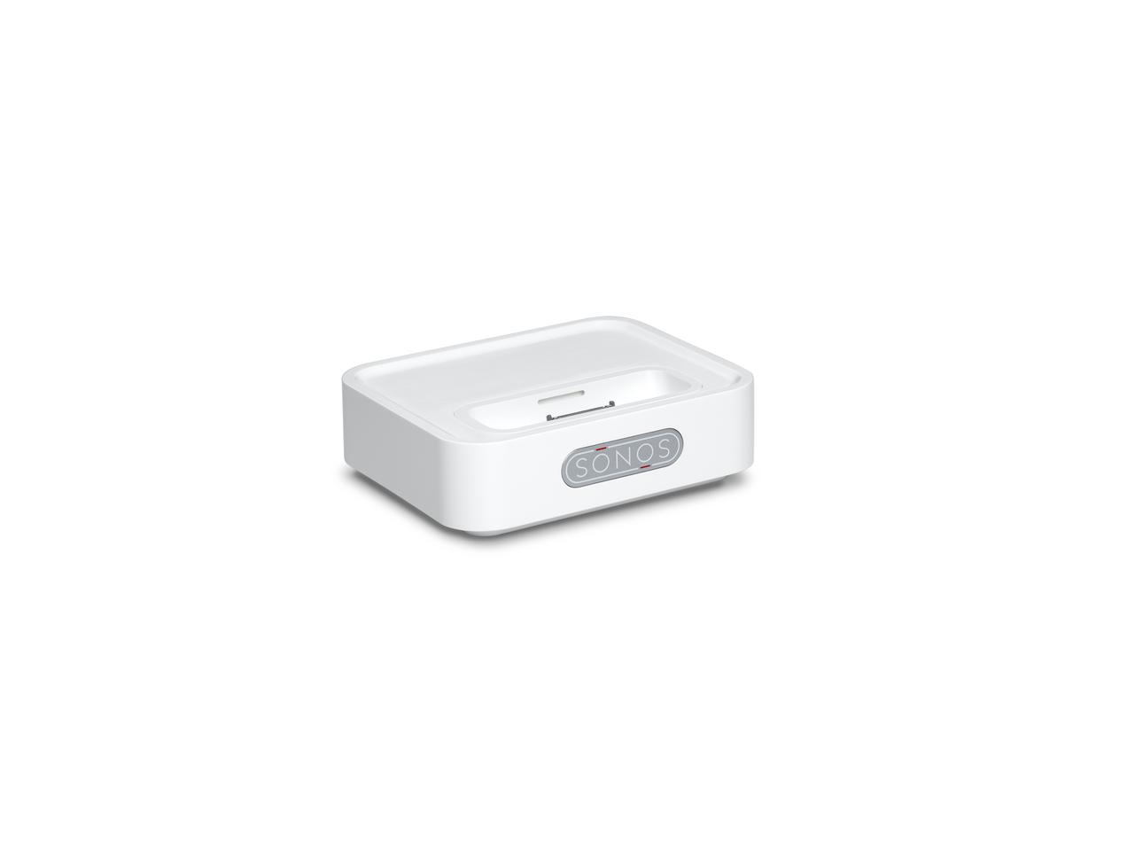 The new wireless dock allows iPod and iPhone users to send music from the iTunes library to any ZonePlayer in the house