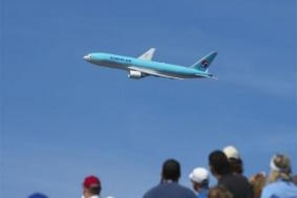 Production milestonePhoto: Boeing