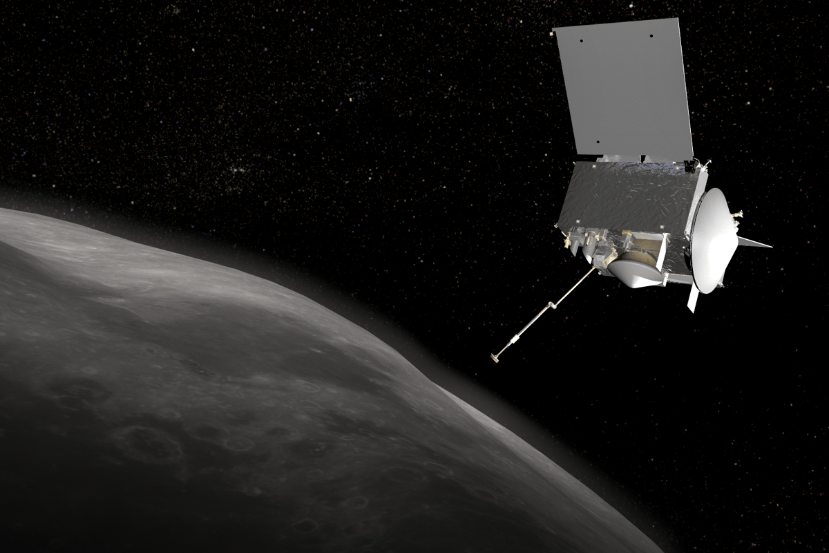 If all goes well, the OSIRIS-REx satellite will reach the asteroid Bennu in 2021