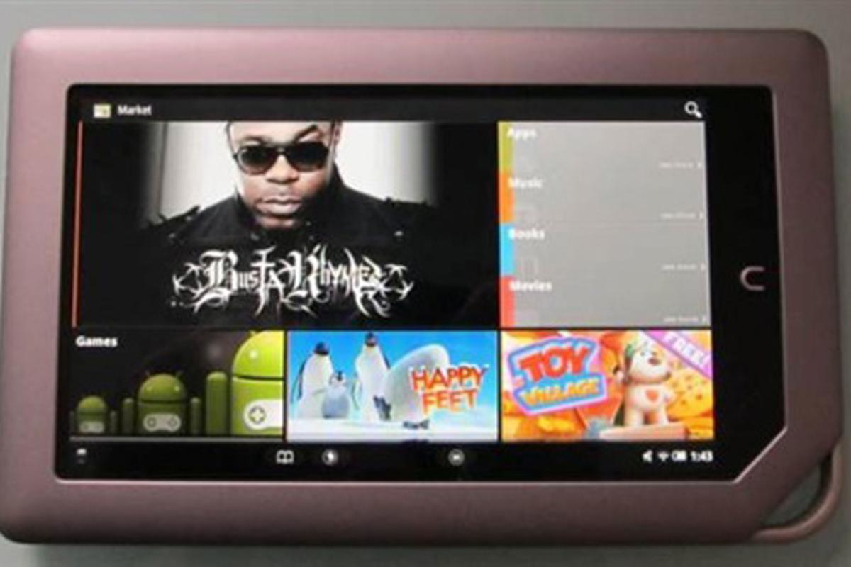 Rooting the Nook Tablet expands the slate's horizons with the addition of the Android Market