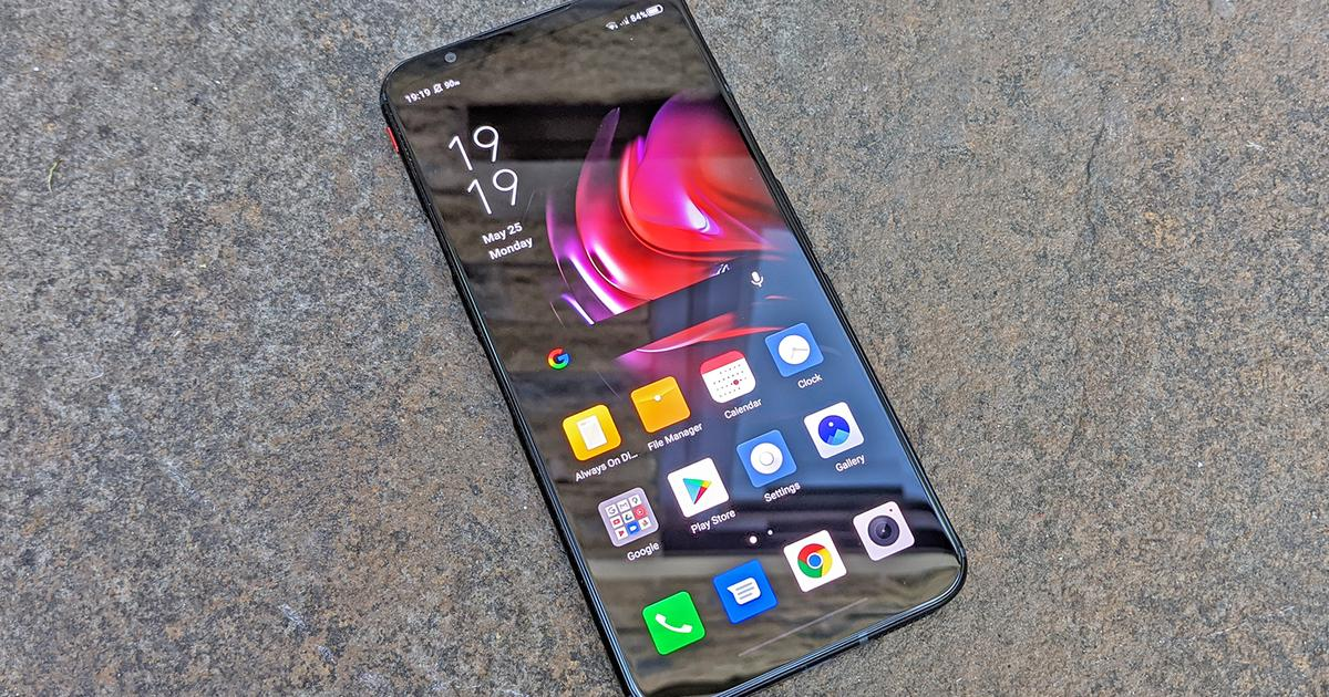 Nubia RedMagic 5G review: Great for gaming, with some compromises