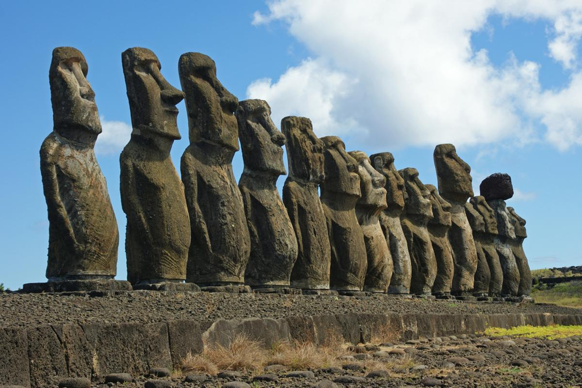 The new software has already accurately reconstructed the Proto-Austronesian language, which was spoken by the ancient inhabitants of Easter Island (Photo: Shutterstock)