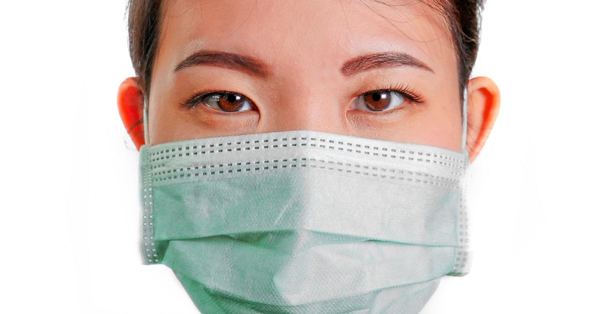 Salty masks could kill coronavirus