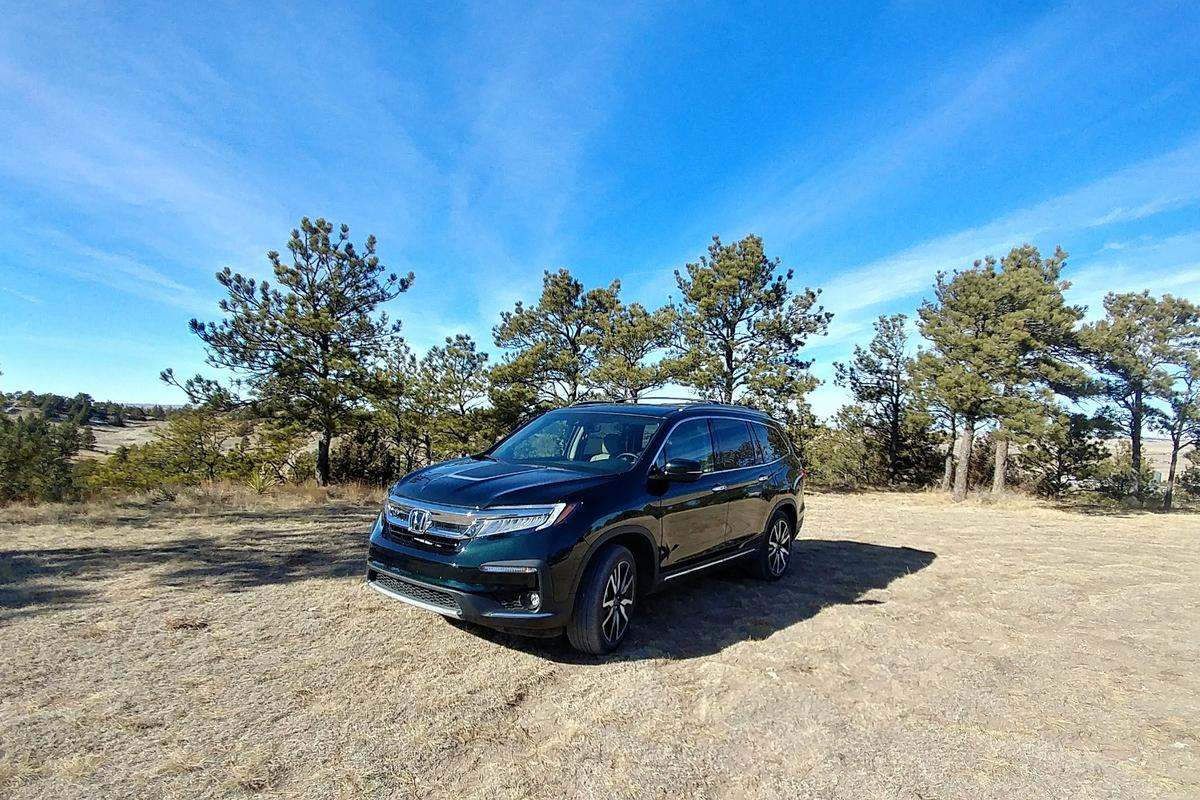 The new looks for the 2019 Honda Pilot are a nice upgrade from the conformist previous-gen of the crossover-SUV