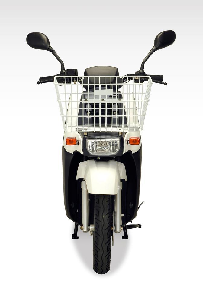 Terra Motors' Bizmo II, front view