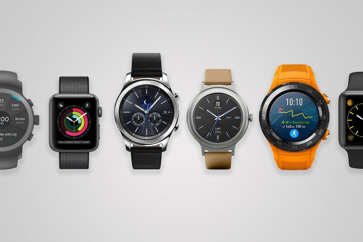 2017 Smartwatch Comparison Guide