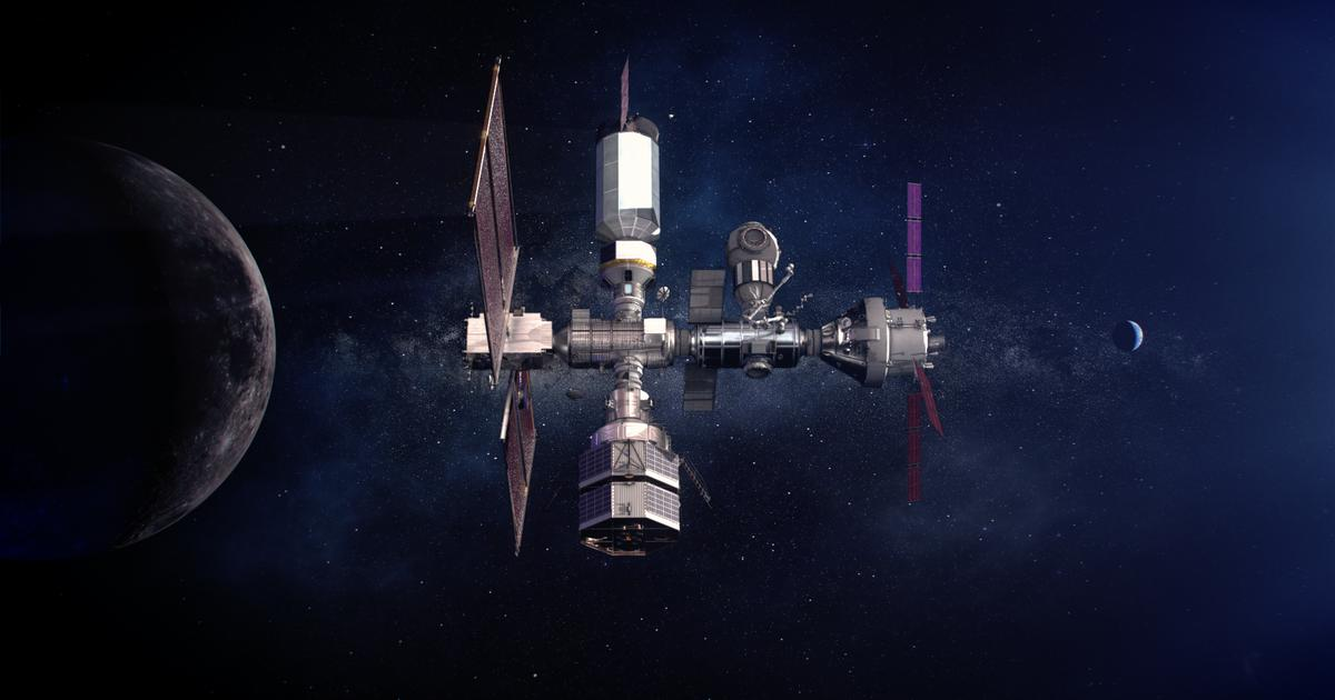 NASA and ESA finalize agreement to build Gateway deep space outpost