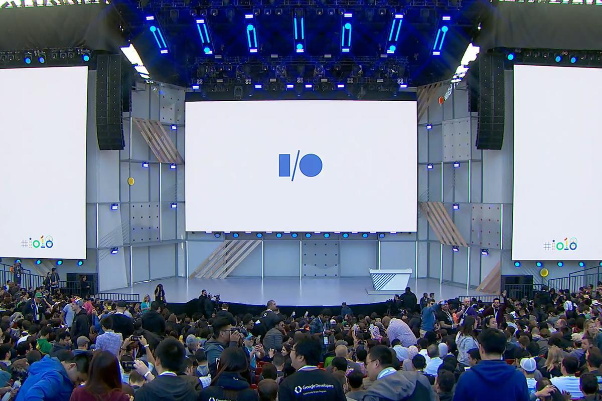Google uses its I/O conference to showcase its upcoming technology